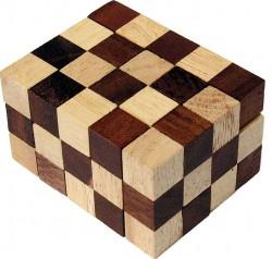 Quader 3x4x5 mit Schachbrettmuster