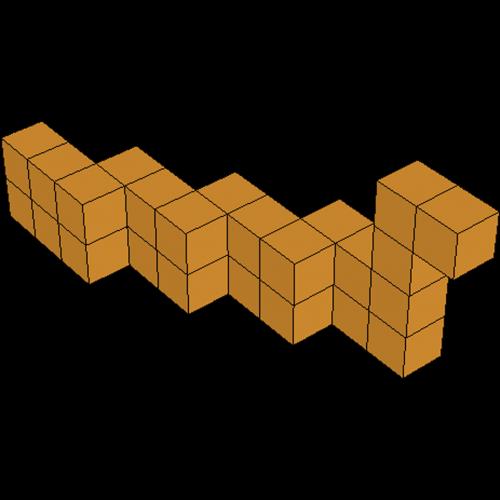 Soma Figur 4 Schlange