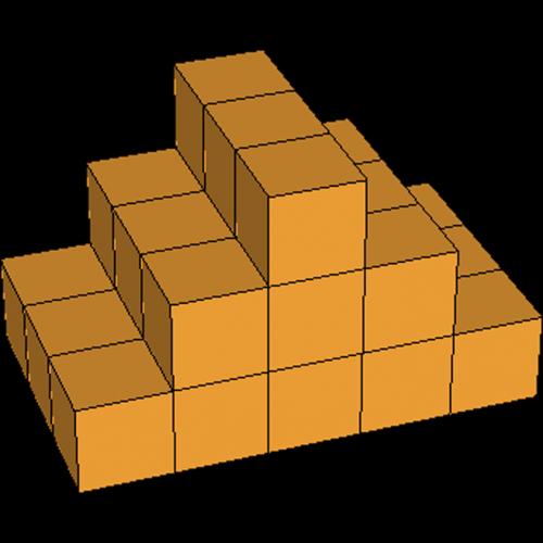 Soma Figur 10 Treppe