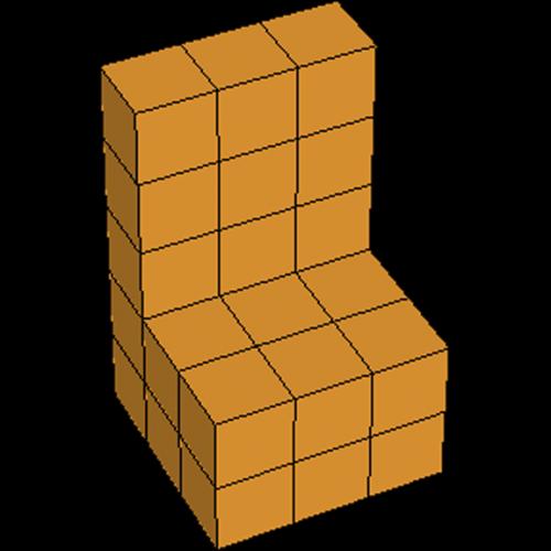 Soma Figur 15 Stuhl