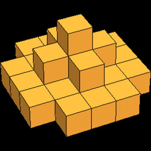 Soma Figur 22 Pyramide