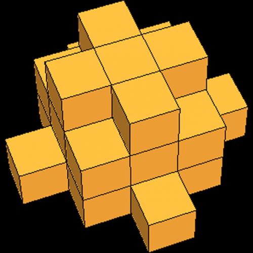 Soma Figur 28 gordischer Knoten