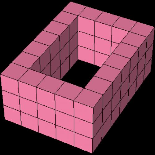 Pentomino 3D Figur 32