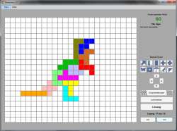 Screenshot Pentomino2D