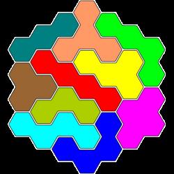 Tetrahex Figur 2 Loesung