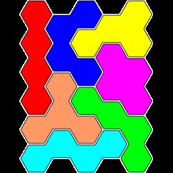 Tetrahex Figur 5 Lösung