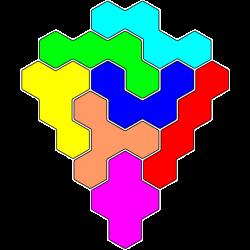 Tetrahex Figur 6 Lösung