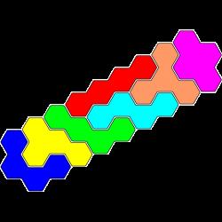 tetrahex figure 8