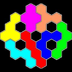Tetrahex Figur 12 Lösung