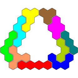 Tetrahex Figur 20 Lösung
