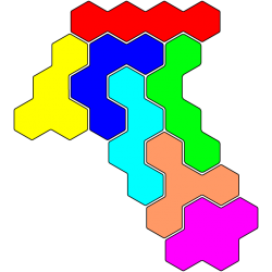 Tetrahex Figur 24 Lösung