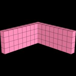 Pentomino-3D-Figur 37