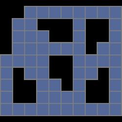 Pentomino-2D-Figur 103