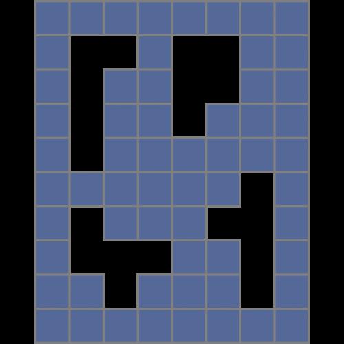 Pentomino-2D-Figur 104