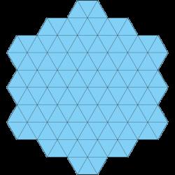 Hexiamond-Figur 57