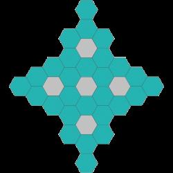 Tetrahex-Figur 38