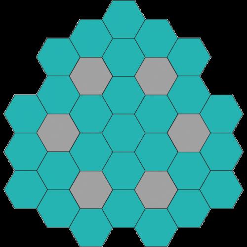 Tetrahex-Figur 39