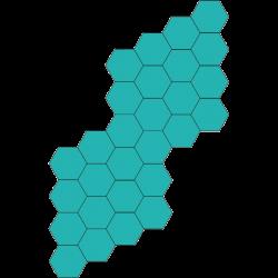 Tetrahex-Figur 40