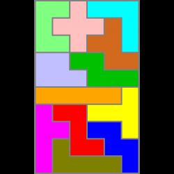 Rechteck 6x10
