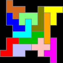Pentomino-Figur 81