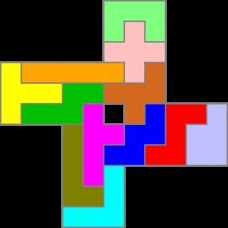 Pentomino-Figur 98