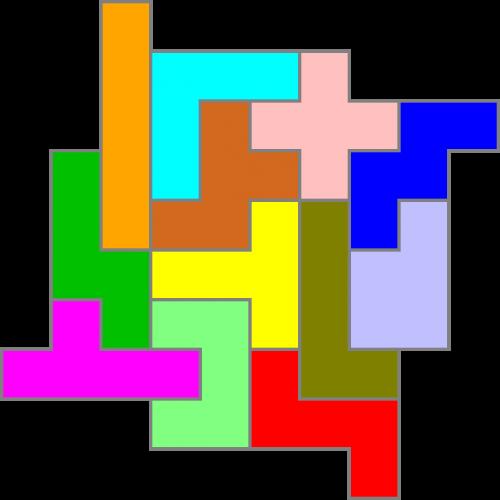 Pentomino-Figur 99