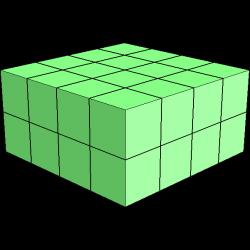 Tetrakubus-Figur 1